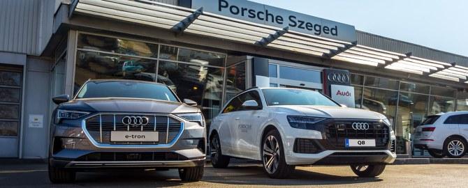 Porsche Szeged telephely